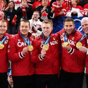 Kevin Martin is listed (or ranked) 1 on the list The Best Olympic Athletes in Curling
