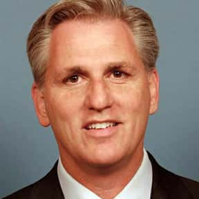 Kevin McCarthy is listed (or ranked) 14 on the list The Most Important Politicians Of 2019
