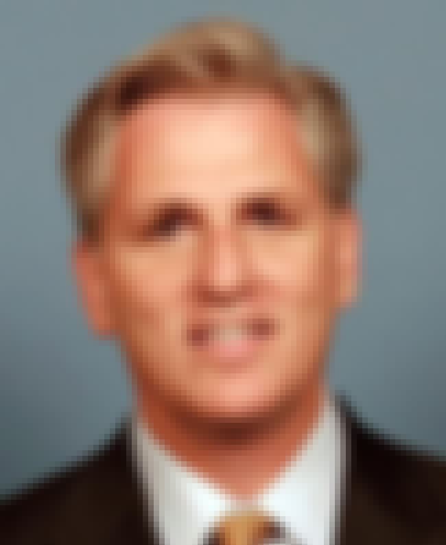 Kevin McCarthy is listed (or ranked) 3 on the list Politicians' Voting Record on the Environment