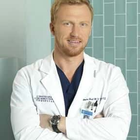 Kevin McKidd is listed (or ranked) 15 on the list Rome Cast List