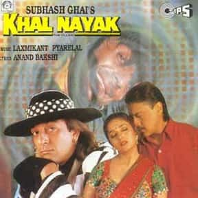 Khalnayak is listed (or ranked) 23 on the list The Best Bollywood Movies of All Time