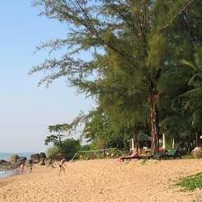 Khao Lak is listed (or ranked) 13 on the list The Best Beaches in Thailand