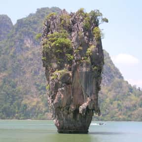 Khao Phing Kan is listed (or ranked) 16 on the list The Best Beaches in Thailand
