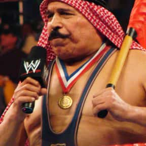 The Iron Sheik is listed (or ranked) 14 on the list The Best Frequent Howard Stern Guests