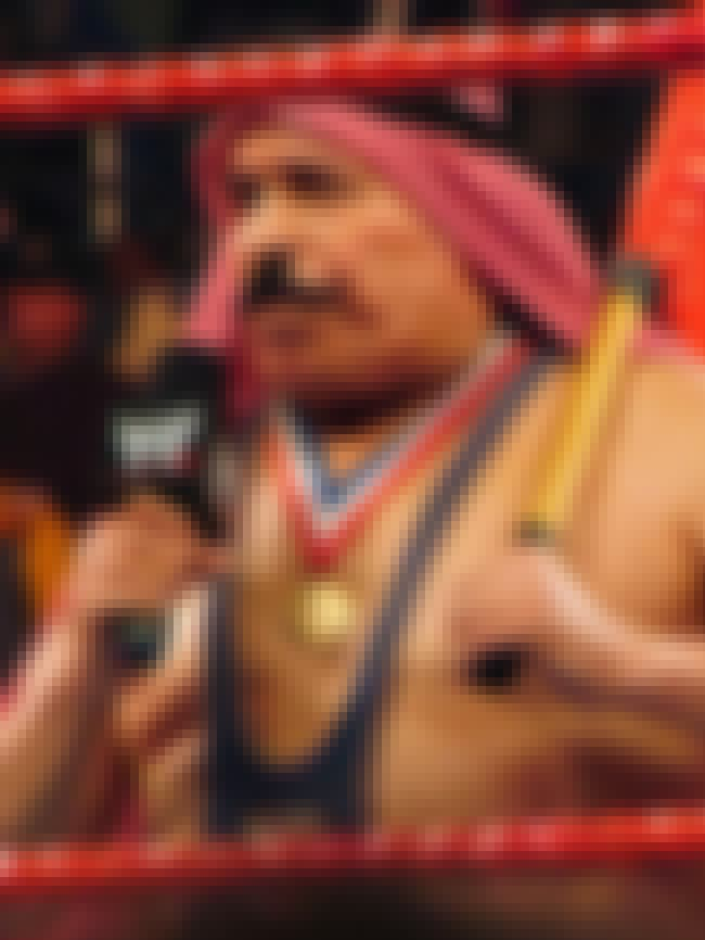 The Iron Sheik is listed (or ranked) 4 on the list Hulk Hogan's Most Ridiculous Opponents