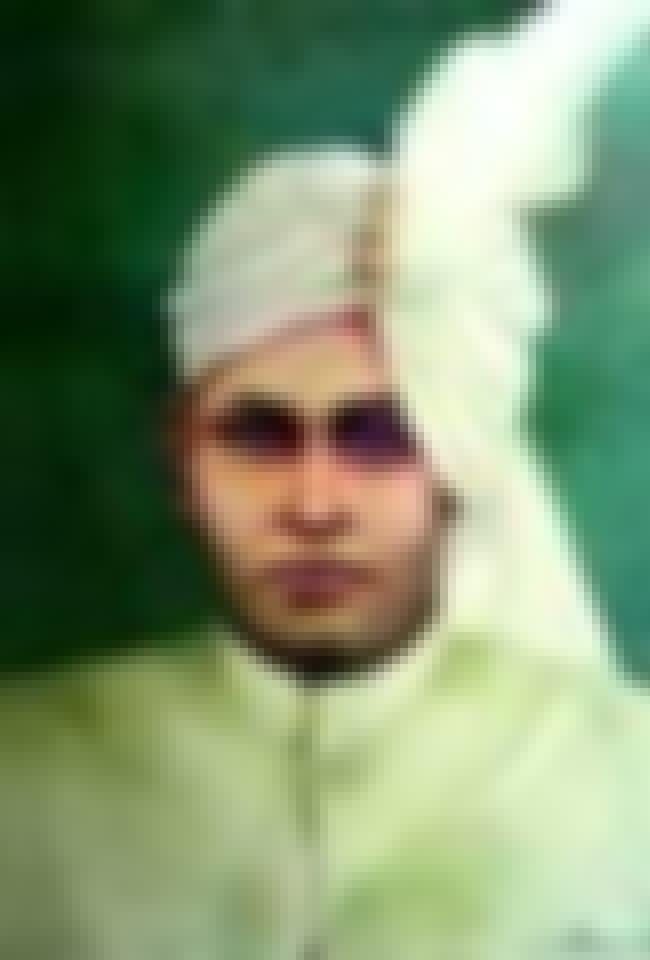 Khwaja Habibullah is listed (or ranked) 3 on the list Members of the Dhaka Nawab Family