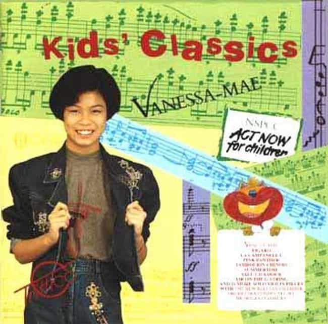 Kids' Classics is listed (or ranked) 4 on the list The Best Vanessa-Mae Albums of All Time