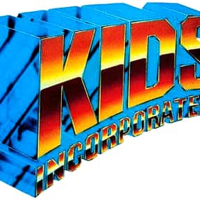 Kids Incorporated is listed (or ranked) 7 on the list The Best Family-Friendly Musical TV Shows, Ranked