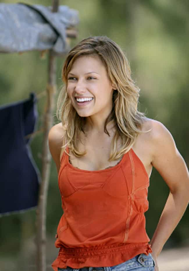 Kiele Sanchez is listed (or ranked) 4 on the list The Glades Cast List