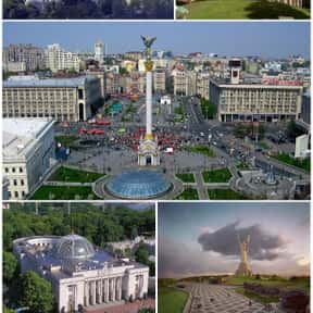 Kiev is listed (or ranked) 5 on the list The World's Best Cities To Eat Well