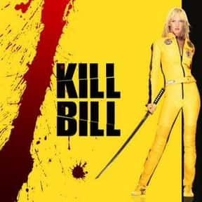 Kill Bill Volume 1 is listed (or ranked) 1 on the list The Most Exciting Movies About Female Assassins