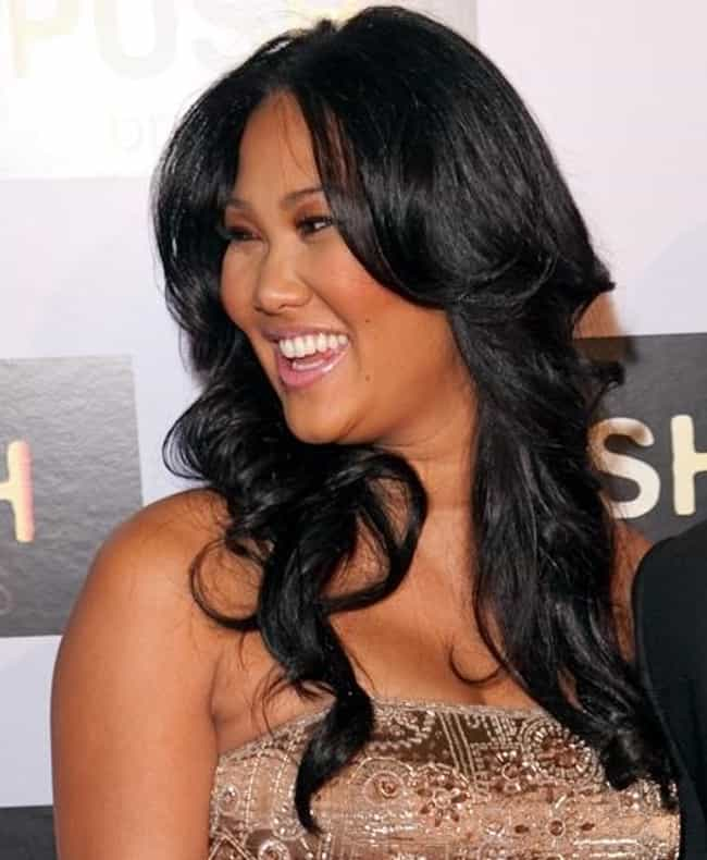 Kimora Lee Simmons is listed (or ranked) 4 on the list Celebrities Born On Star Wars Day