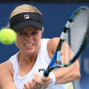Kim Clijsters is listed (or ranked) 16 on the list The Greatest Women's Tennis Players of All Time