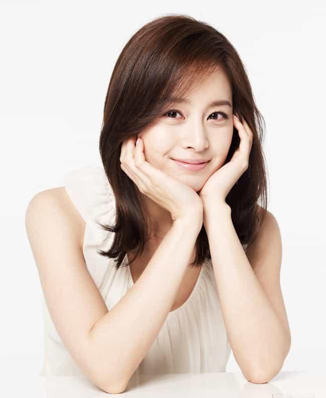 Kim Tae-hee is listed (or ranked) 3 on the list The Most Beautiful Korean Actresses