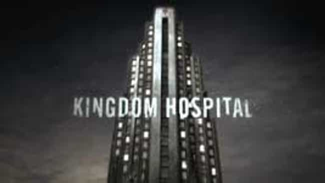 Kingdom Hospital is listed (or ranked) 3 on the list Stephen King Shows and TV Series