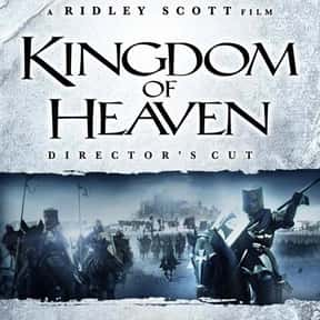 Kingdom of Heaven is listed (or ranked) 22 on the list The Best Movies With Heaven in the Title