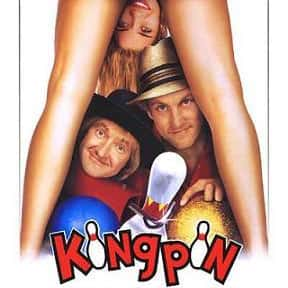 Kingpin is listed (or ranked) 9 on the list The Best Movies of 1996