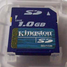 Kingston Technology is listed (or ranked) 2 on the list The Best USB Flash Drive Manufacturers