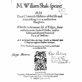 the consequences of one mans decisions in william shakespeares tragedy king lear King lear is a tragedy by william a comedy by william shakespeare receives a prophecy from a trio of witches that one day he will become king of.