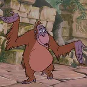 King Louie is listed (or ranked) 24 on the list The Greatest Fictional Kings