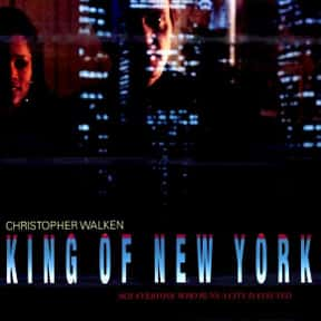 King of New York is listed (or ranked) 19 on the list The Best Laurence Fishburne Movies