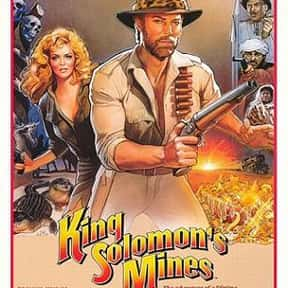 King Solomon's Mines is listed (or ranked) 22 on the list The Best Movies About Finding Lost Worlds