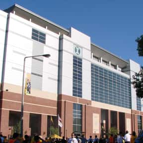 Kinnick Stadium is listed (or ranked) 9 on the list The Best College Football Stadiums