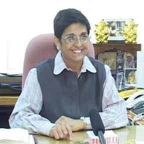 Kiran Bedi is listed (or ranked) 10 on the list List of Famous Civil Rights Activists