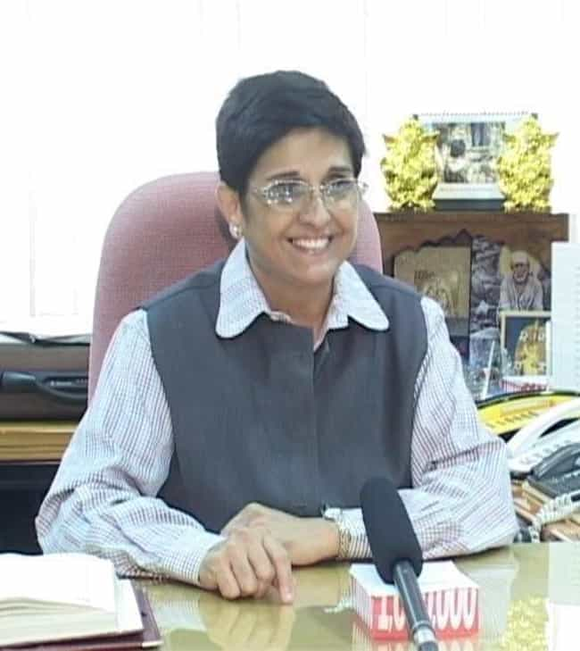 Kiran Bedi is listed (or ranked) 1 on the list Famous Female Police Officers