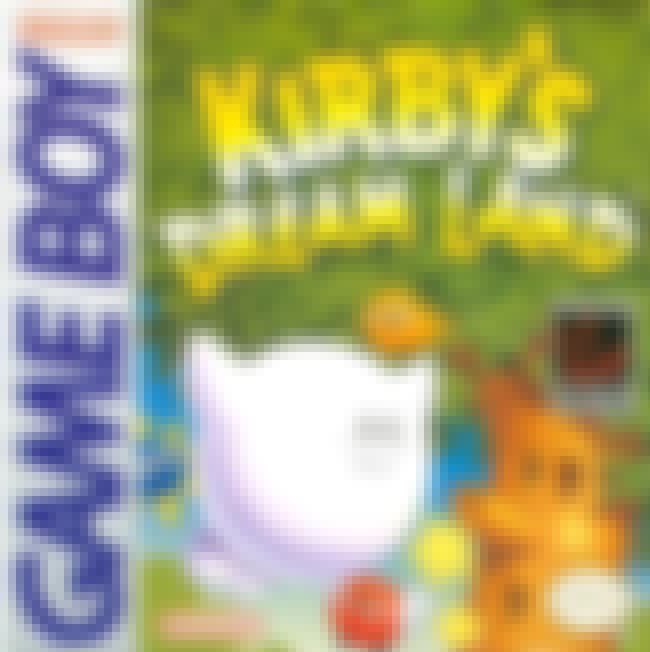 Kirby's Dream Land is listed (or ranked) 1 on the list The Easiest Video Games to Complete