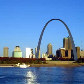 St. Louis is listed (or ranked) 6 on the list The Best American Cities for Artists