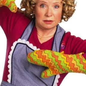 Kitty Forman is listed (or ranked) 17 on the list The Funniest TV Characters of All Time