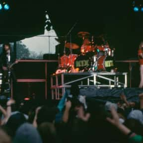 Kix is listed (or ranked) 8 on the list The Best Sleaze Rock Bands