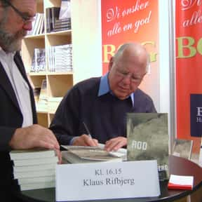 Klaus Rifbjerg is listed (or ranked) 3 on the list Famous Authors from Denmark