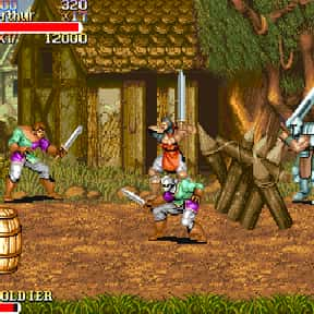 Knights of the Round is listed (or ranked) 9 on the list The Best Beat 'em Up Games Of All Time