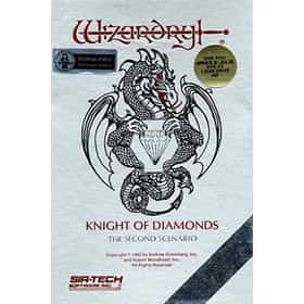 Wizardry II: The Knight of Diamonds