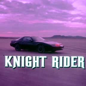 Knight Rider is listed (or ranked) 9 on the list The Best 1980s Fantasy TV Series