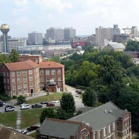 Knoxville is listed (or ranked) 22 on the list The Best Southern Cities To Live In