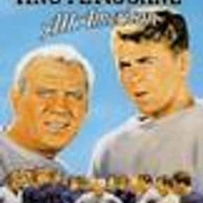 Knute Rockne, All American is listed (or ranked) 24 on the list The Best Football Movies Ever