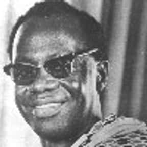 Kofi Abrefa Busia is listed (or ranked) 6 on the list Famous People From Ghana
