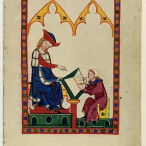 Konrad von Würzburg is listed (or ranked) 23 on the list The Best Medieval Composers, Ranked