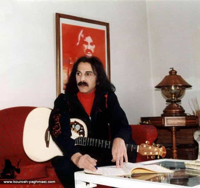 Kourosh Yaghmaei is listed (or ranked) 3 on the list Famous Guitarists from Iran