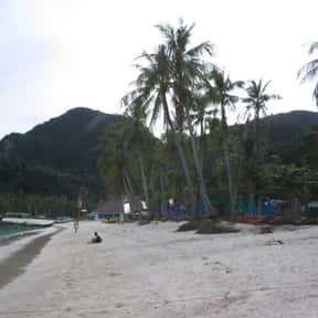 Ko Phi Phi Don is listed (or ranked) 2 on the list The Best Beaches in Thailand
