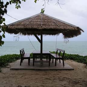 Ko Samet is listed (or ranked) 3 on the list The Best Beaches in Thailand
