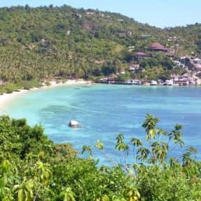 Ko Tao is listed (or ranked) 8 on the list The Best Beaches in Thailand