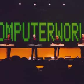 Kraftwerk is listed (or ranked) 12 on the list The Best Electronic Bands & Artists