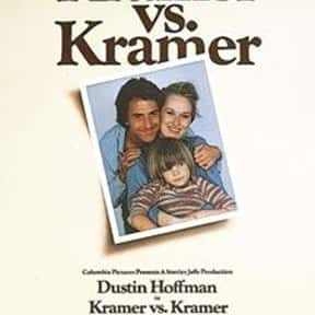 Kramer vs. Kramer is listed (or ranked) 6 on the list 25+ Great Movies About Depressing Couples
