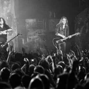 Kreator is listed (or ranked) 9 on the list List of Famous Bands from Germany