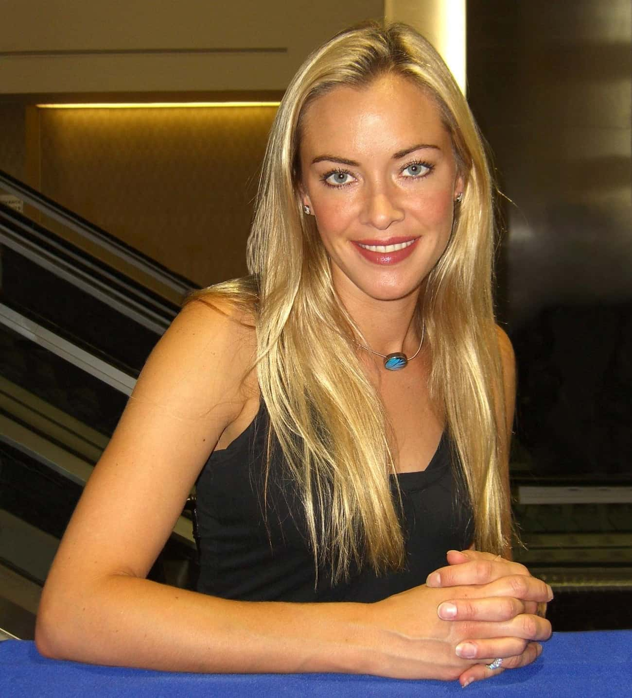 Kristanna Loken is listed (or ranked) 3 on the list Michelle Rodriguez Loves and Hookups