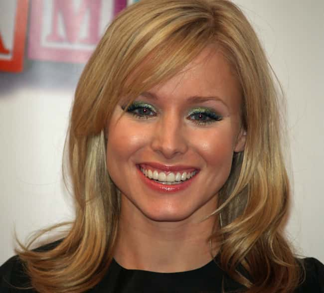 Kristen Bell is listed (or ranked) 83 on the list The Most Captivating Celebrity Eyes (Women)